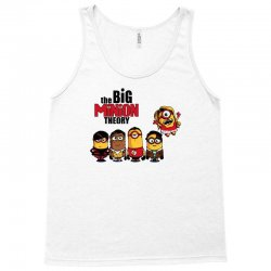 the big minion theory Tank Top | Artistshot