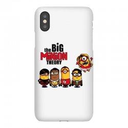 the big minion theory iPhoneX Case   Artistshot