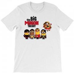the big minion theory T-Shirt | Artistshot