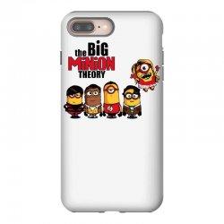 the big minion theory iPhone 8 Plus Case   Artistshot