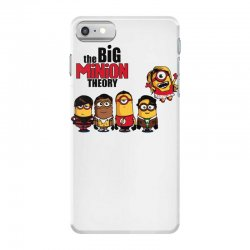 the big minion theory iPhone 7 Case   Artistshot