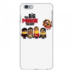 the big minion theory iPhone 6 Plus/6s Plus Case   Artistshot