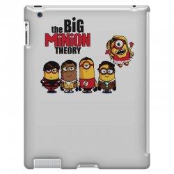 the big minion theory iPad 3 and 4 Case   Artistshot