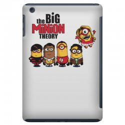 the big minion theory iPad Mini Case   Artistshot