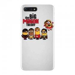 the big minion theory iPhone 7 Plus Case   Artistshot