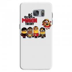 the big minion theory Samsung Galaxy S7 Case   Artistshot