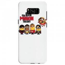 the big minion theory Samsung Galaxy S8 Case   Artistshot