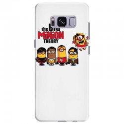 the big minion theory Samsung Galaxy S8 Plus Case   Artistshot