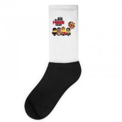 the big minion theory Socks   Artistshot