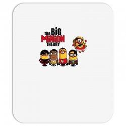 the big minion theory Mousepad   Artistshot