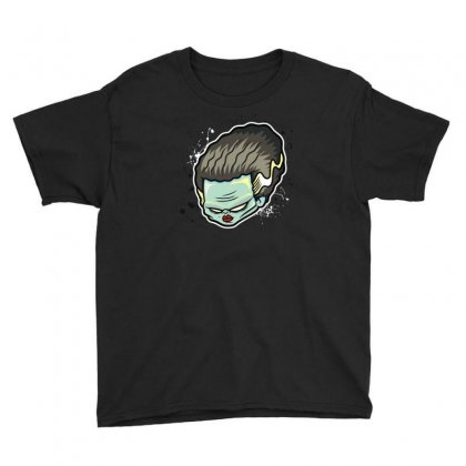 The Bride Of Frankenstein Youth Tee