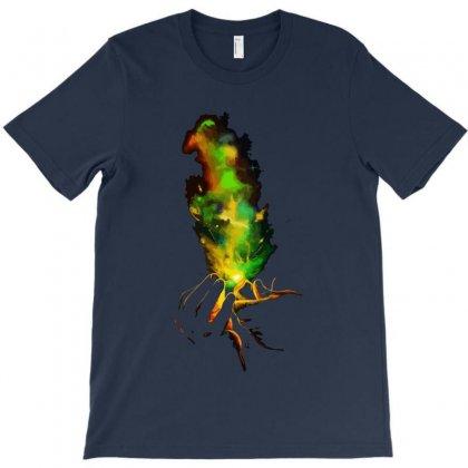 Light It Up! T-shirt Designed By Mdk Art
