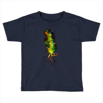 Light It Up! Toddler T-shirt Designed By Mdk Art
