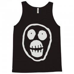 the mighty boosh monkey skull Tank Top | Artistshot