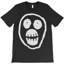 the mighty boosh monkey skull T-Shirt | Artistshot