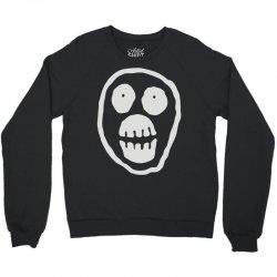 the mighty boosh monkey skull Crewneck Sweatshirt | Artistshot