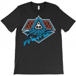 1fa1565ac Custom Daft Punk Alive T-shirt By Sbm052017 - Artistshot