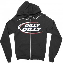 Dilly Dilly Zipper Hoodie | Artistshot