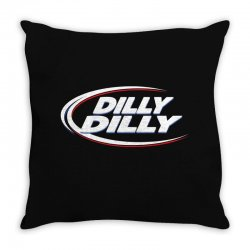 Dilly Dilly Throw Pillow | Artistshot