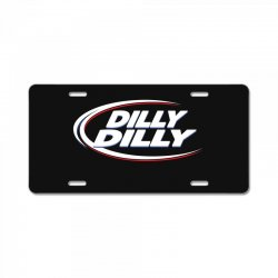 Dilly Dilly License Plate | Artistshot