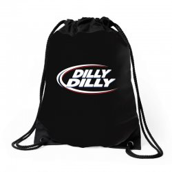 Dilly Dilly Drawstring Bags | Artistshot