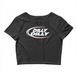 Dilly Dilly Crop Top | Artistshot