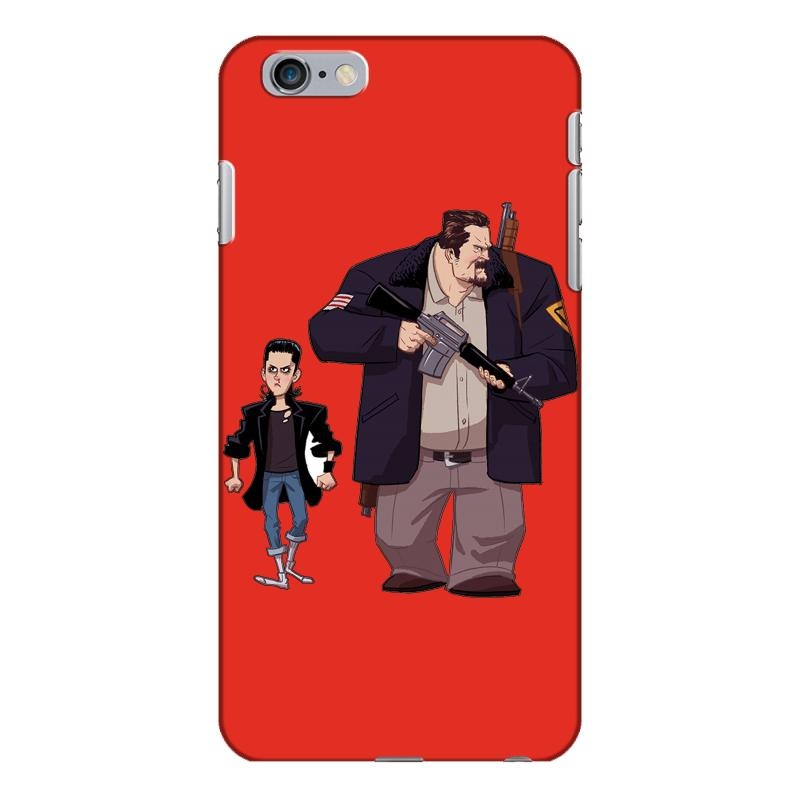 best service ad8c6 8ec2e Stranger Things Eleven And Hopper Iphone 6 Plus/6s Plus Case. By Artistshot