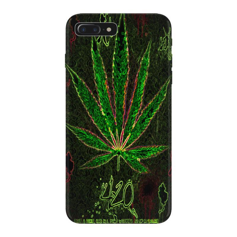 leaf iphone 7 plus case