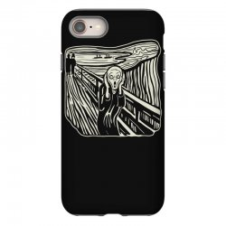 the scream iPhone 8 Case | Artistshot