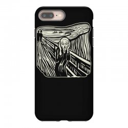 the scream iPhone 8 Plus Case | Artistshot