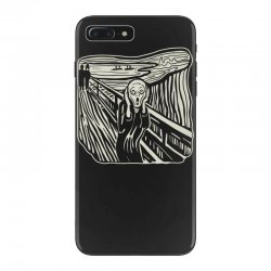 the scream iPhone 7 Plus Case | Artistshot