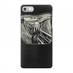 the scream iPhone 7 Case | Artistshot