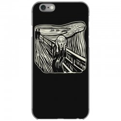 the scream iPhone 6/6s Case | Artistshot