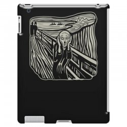 the scream iPad 3 and 4 Case | Artistshot
