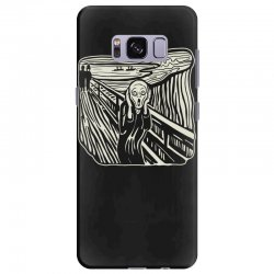 the scream Samsung Galaxy S8 Plus Case | Artistshot