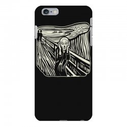 the scream iPhone 6 Plus/6s Plus Case | Artistshot