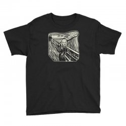 the scream Youth Tee | Artistshot