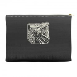the scream Accessory Pouches | Artistshot