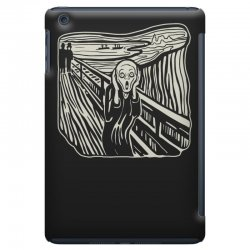 the scream iPad Mini Case | Artistshot