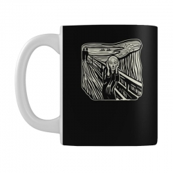 the scream Mug | Artistshot