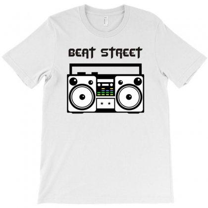 Beat Street T Shirt Boombox T Shirt Rap T Shirt Music Dougie Fresh T S T-shirt Designed By Wisnuta1979