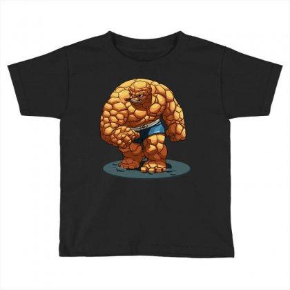 Thing Toddler T-shirt Designed By Mdk Art