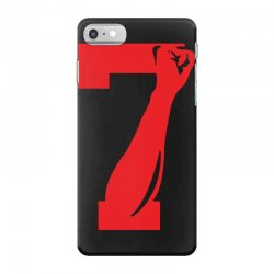 Colin Kaepernick Number 7 iPhone 7 Case | Artistshot