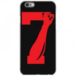 Colin Kaepernick Number 7 iPhone 6/6s Case | Artistshot