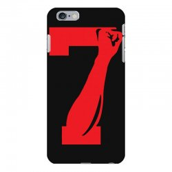 Colin Kaepernick Number 7 iPhone 6 Plus/6s Plus Case | Artistshot