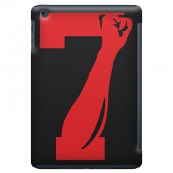 Colin Kaepernick Number 7 iPad Mini Case | Artistshot