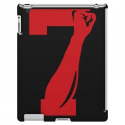 Colin Kaepernick Number 7 iPad 3 and 4 Case | Artistshot