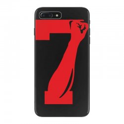 Colin Kaepernick Number 7 iPhone 7 Plus Case | Artistshot