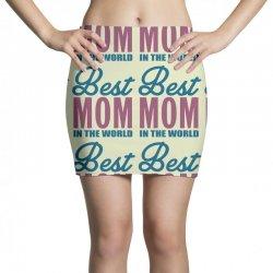 Best Mom In The World Mini Skirts   Artistshot