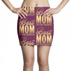 Best Mom In The World Mini Skirts | Artistshot